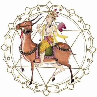 Vayu-Devata-The-Hindu-Wind-God