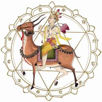 Vayu-Devata-The-Hindu-Wind-God
